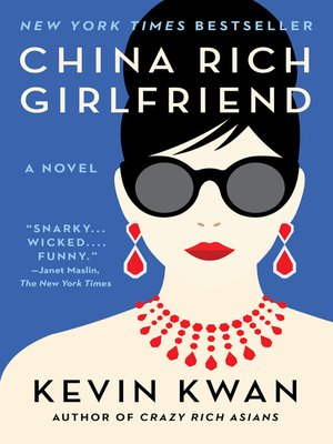 cover image of China Rich Girlfriend